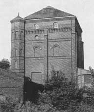 """Malakowturm """"Unser Fritz"""" Schacht 1 von 1873"""